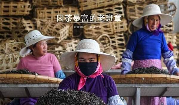 【图解】茶山、茶农以及因茶暴富的<a href=http://m.86puer.com/puer/laobanzhang/ target=_blank class=infotextkey>老班章</a>